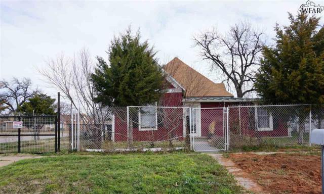 501 Lee Street, Wichita Falls, TX 76310 (MLS #151959) :: WichitaFallsHomeFinder.com