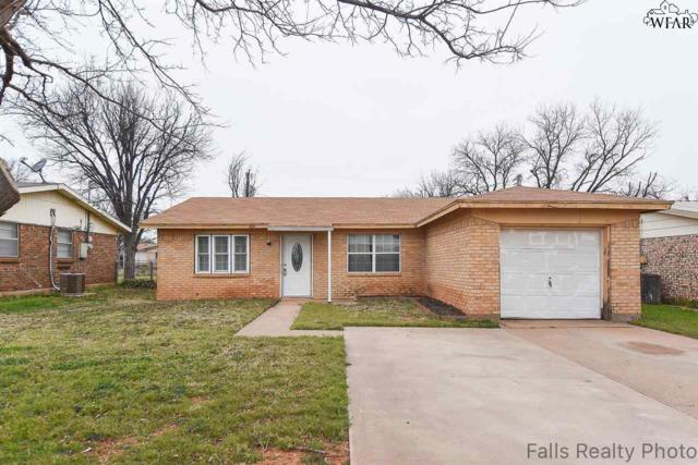 406 Valley Drive, Iowa Park, TX 76367 (MLS #151966) :: WichitaFallsHomeFinder.com