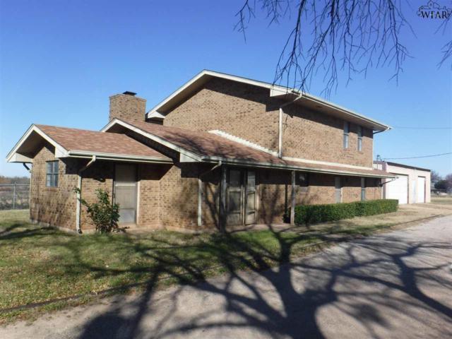 507 W Pecan, Archer City, TX 76351 (MLS #151995) :: WichitaFallsHomeFinder.com