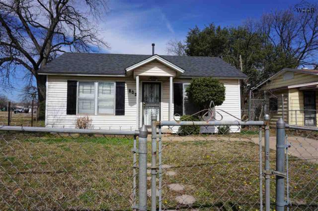 802 Marconi Street, Wichita Falls, TX 76301 (MLS #152015) :: WichitaFallsHomeFinder.com