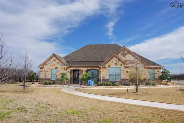 5601 Quail Ridge, Wichita Falls, TX 76310 (MLS #152017) :: WichitaFallsHomeFinder.com