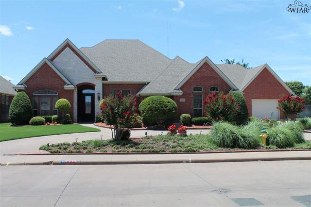 1604 Tanglewood Drive, Wichita Falls, TX 76309 (MLS #152077) :: WichitaFallsHomeFinder.com