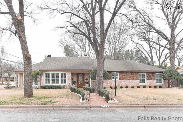 2401 Clayton Lane, Wichita Falls, TX 76308 (MLS #152117) :: WichitaFallsHomeFinder.com