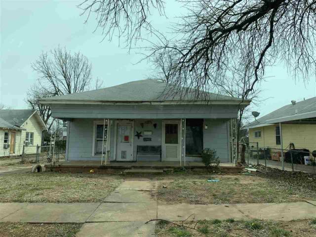 2007 Fillmore Street, Wichita Falls, TX 76301 (MLS #152209) :: WichitaFallsHomeFinder.com