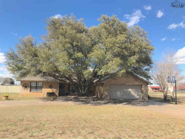 4408 Tanglewood Drive, Vernon, TX 76384 (MLS #152253) :: WichitaFallsHomeFinder.com