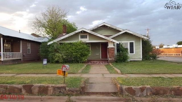 201 W Highland Avenue, Electra, TX 76360 (MLS #152268) :: WichitaFallsHomeFinder.com