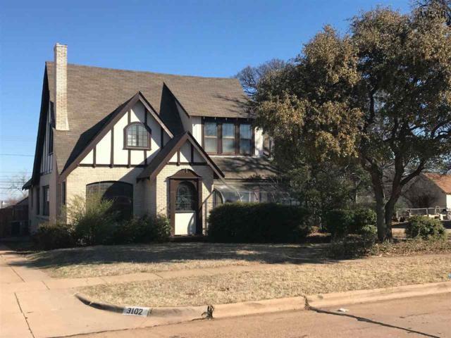 3100 10TH STREET, Wichita Falls, TX 76309 (MLS #152279) :: WichitaFallsHomeFinder.com