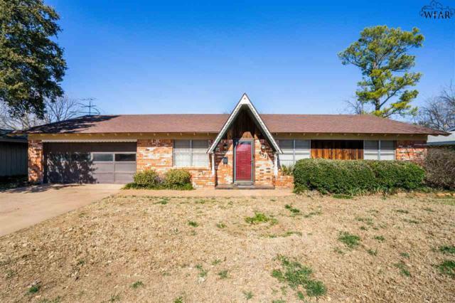 4511 Melody Lane, Wichita Falls, TX 76302 (MLS #152315) :: WichitaFallsHomeFinder.com