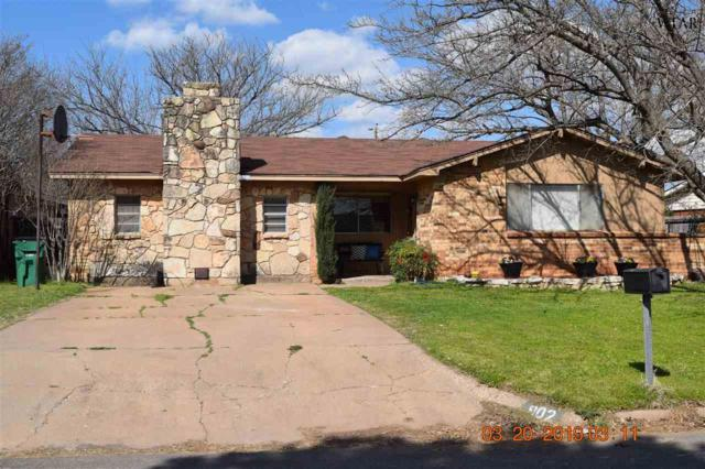 902 W Cornelia Avenue, Iowa Park, TX 76367 (MLS #152319) :: WichitaFallsHomeFinder.com