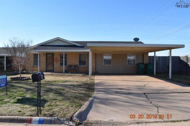 717 W Clara Avenue, Iowa Park, TX 76367 (MLS #152321) :: WichitaFallsHomeFinder.com