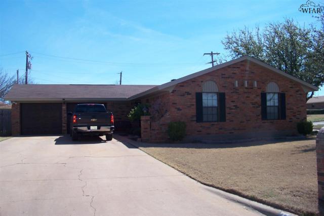 124 Valley Drive, Electra, TX 76360 (MLS #152324) :: WichitaFallsHomeFinder.com