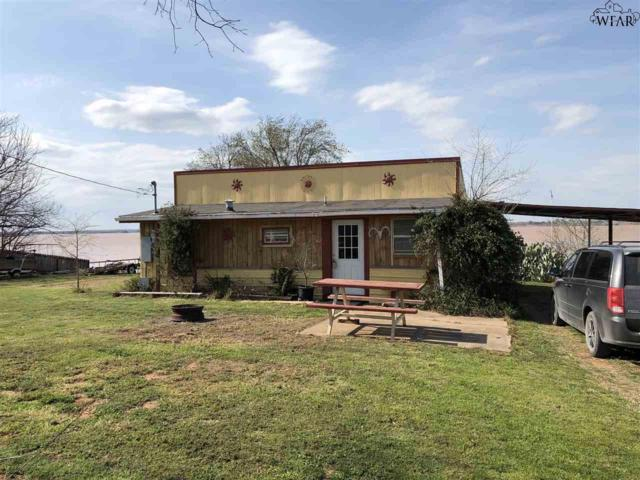 1770 S Lake Road, Holliday, TX 76366 (MLS #152394) :: WichitaFallsHomeFinder.com