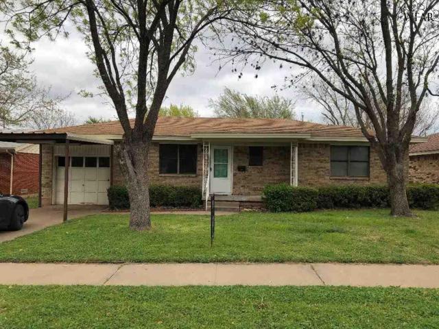 4667 Briarwood Drive, Wichita Falls, TX 76310 (MLS #152494) :: WichitaFallsHomeFinder.com