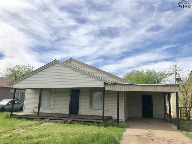 202 E Ida Avenue, Electra, TX 76360 (MLS #152572) :: WichitaFallsHomeFinder.com