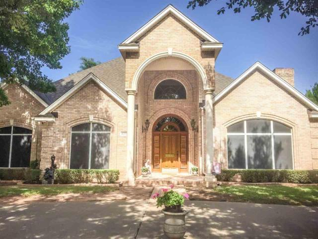 4319 Grants Glen, Wichita Falls, TX 76309 (MLS #152612) :: WichitaFallsHomeFinder.com