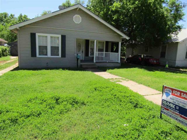 2011 Wilson Avenue, Wichita Falls, TX 76301 (MLS #152643) :: WichitaFallsHomeFinder.com
