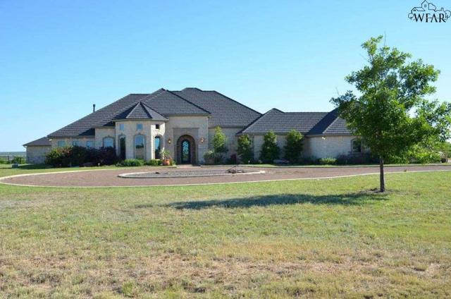15830 S Fm 368, Holliday, TX 76366 (MLS #152679) :: WichitaFallsHomeFinder.com