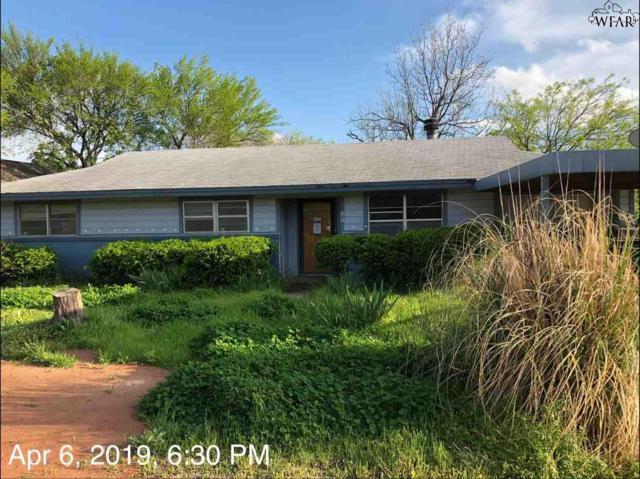 507 E Ikard Street, Henrietta, TX 76365 (MLS #152691) :: WichitaFallsHomeFinder.com