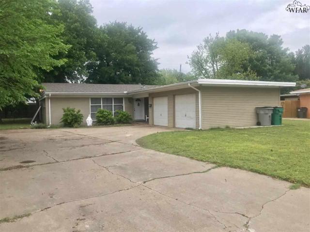 4406 Mccrory Avenue, Wichita Falls, TX 76308 (MLS #152692) :: WichitaFallsHomeFinder.com