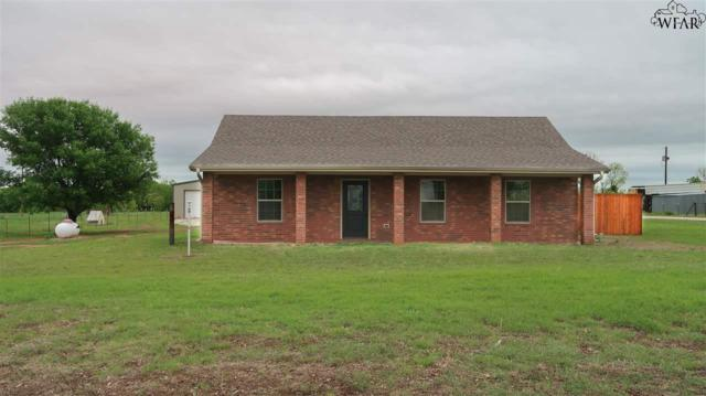 401 Avenue M, Scotland, TX 76379 (MLS #152695) :: WichitaFallsHomeFinder.com