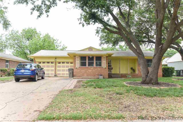 4516 Westward Drive, Wichita Falls, TX 76308 (MLS #152707) :: WichitaFallsHomeFinder.com