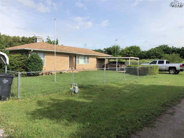 1112 Fell Lane, Wichita Falls, TX 76305 (MLS #152789) :: WichitaFallsHomeFinder.com