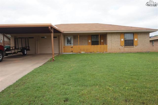 706 W Clara Avenue, Iowa Park, TX 76367 (MLS #152804) :: WichitaFallsHomeFinder.com