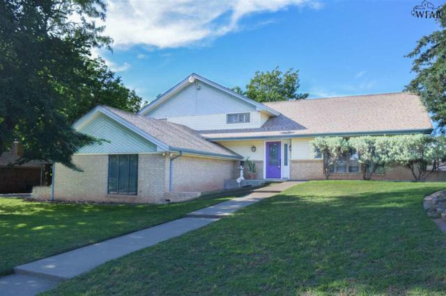 4510 Shady Lane, Wichita Falls, TX 76309 (MLS #152859) :: WichitaFallsHomeFinder.com