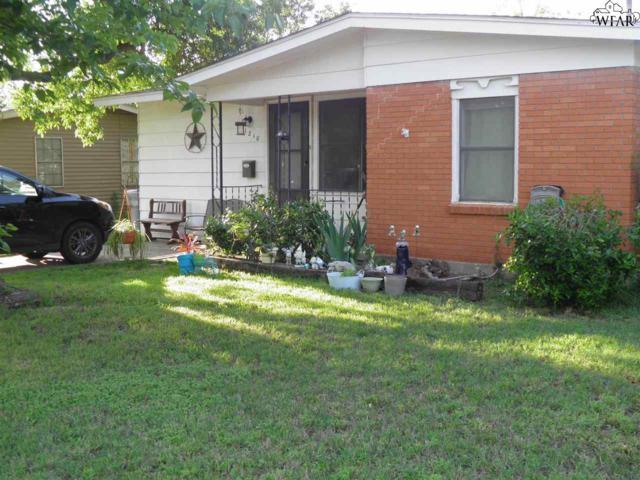 1210 Harvey Drive, Wichita Falls, TX 76302 (MLS #152877) :: WichitaFallsHomeFinder.com