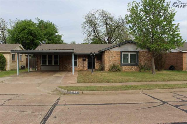 5127 Parklane Drive, Wichita Falls, TX 76310 (MLS #152886) :: WichitaFallsHomeFinder.com
