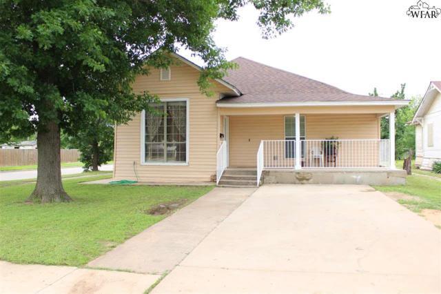 1629 Lucile Avenue, Wichita Falls, TX 76301 (MLS #152889) :: WichitaFallsHomeFinder.com
