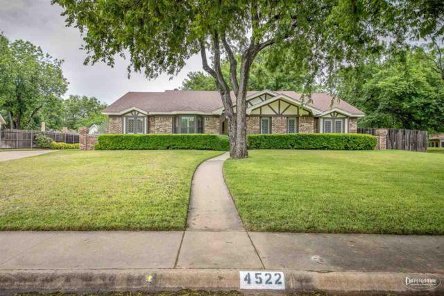 4522 Shady Lane, Wichita Falls, TX 76309 (MLS #152907) :: WichitaFallsHomeFinder.com
