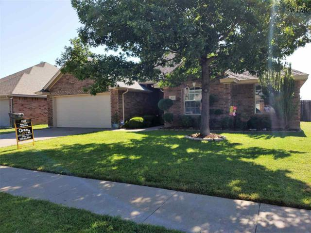 4825 Olympic Drive, Wichita Falls, TX 76310 (MLS #152918) :: WichitaFallsHomeFinder.com