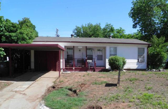 2516 Wooddale Avenue, Wichita Falls, TX 76301 (MLS #152921) :: WichitaFallsHomeFinder.com