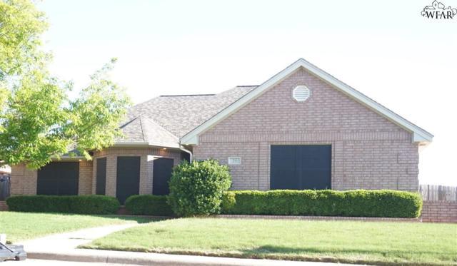 20 Cherokee Trail, Iowa Park, TX 76367 (MLS #152924) :: WichitaFallsHomeFinder.com