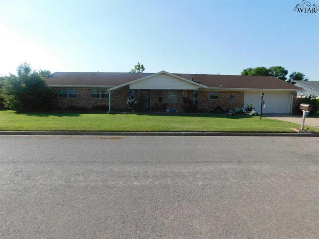1005 Pawhuska Lane, Burkburnett, TX 76354 (MLS #152925) :: WichitaFallsHomeFinder.com