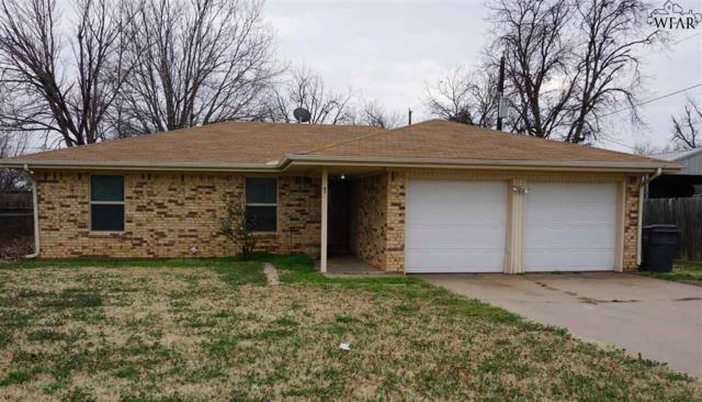1 Smoke Rise Circle, Wichita Falls, TX 76306 (MLS #152927) :: WichitaFallsHomeFinder.com