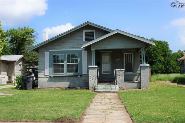 2142 Avenue F, Wichita Falls, TX 76302 (MLS #152935) :: WichitaFallsHomeFinder.com