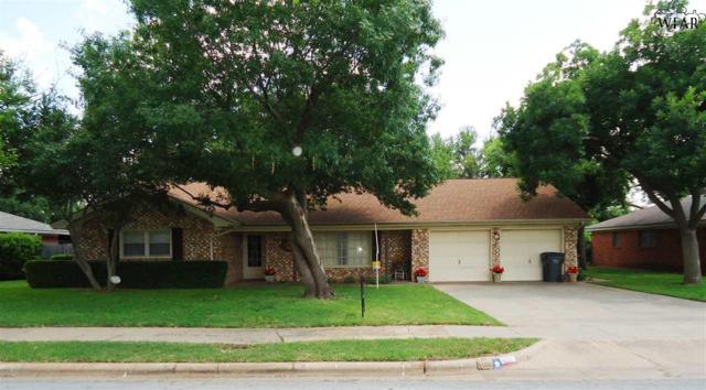 4207 Kingsbury Drive, Wichita Falls, TX 76309 (MLS #152937) :: WichitaFallsHomeFinder.com