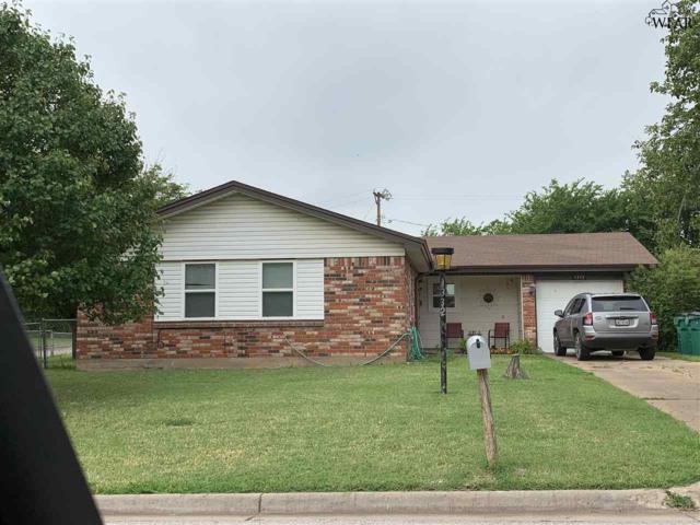 1332 Sunset Lane, Iowa Park, TX 76367 (MLS #152961) :: WichitaFallsHomeFinder.com