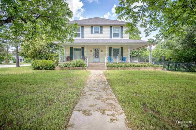 616 Bois Darc Street, Henrietta, TX 76365 (MLS #152971) :: WichitaFallsHomeFinder.com