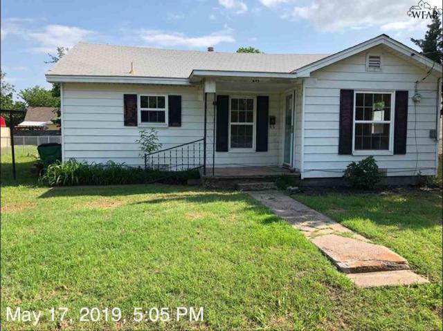 603 E Spring Street, Henrietta, TX 76365 (MLS #152973) :: WichitaFallsHomeFinder.com