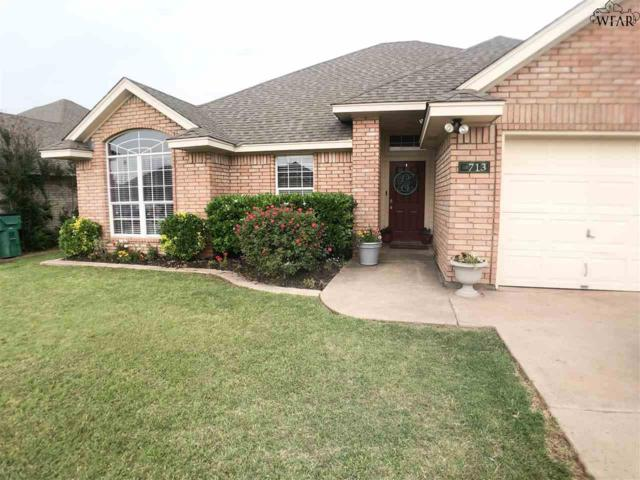 713 W Aldine Court, Iowa Park, TX 76367 (MLS #153023) :: WichitaFallsHomeFinder.com