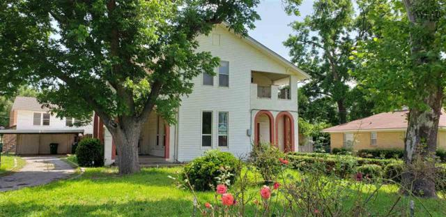 2705 Yamparika Street, Vernon, TX 76384 (MLS #153033) :: WichitaFallsHomeFinder.com