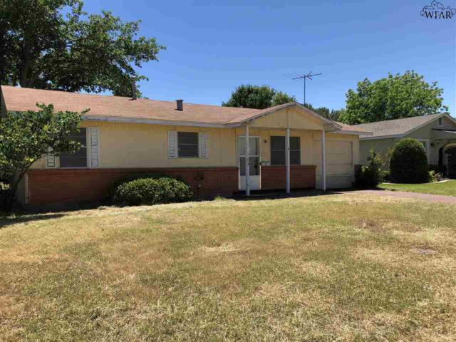 107 Devonshire Drive, Wichita Falls, TX 76302 (MLS #153048) :: WichitaFallsHomeFinder.com
