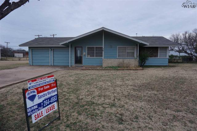 400 West Avenue, Electra, TX 76360 (MLS #153083) :: WichitaFallsHomeFinder.com