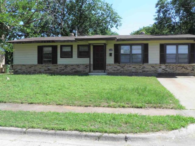 1207 Harvey Drive, Wichita Falls, TX 76302 (MLS #153088) :: WichitaFallsHomeFinder.com