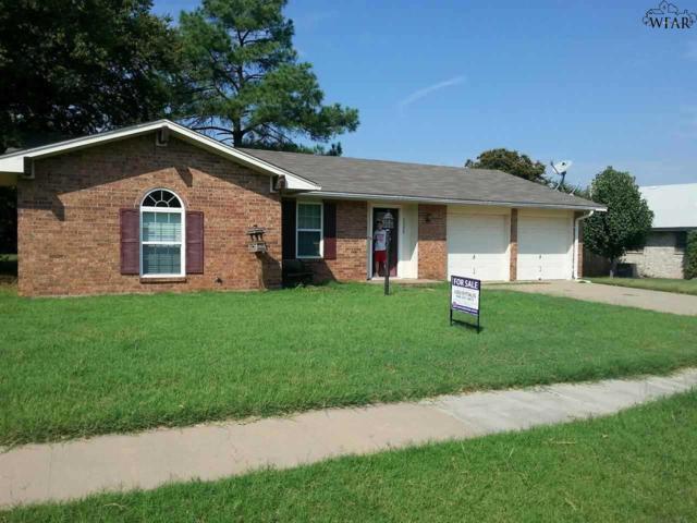 5508 Hooper Drive, Wichita Falls, TX 76306 (MLS #153136) :: WichitaFallsHomeFinder.com