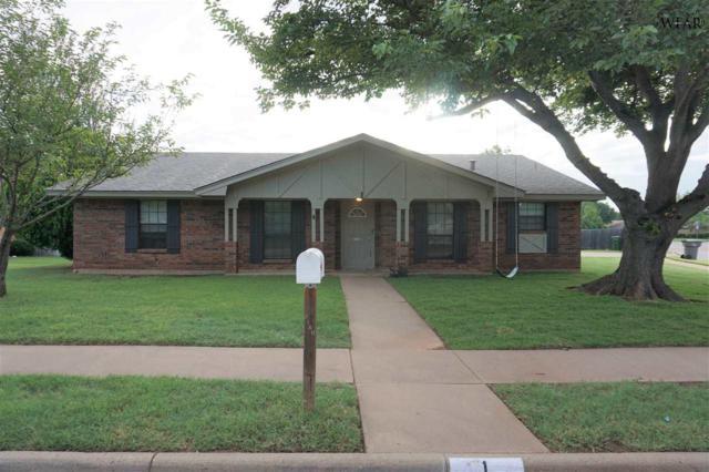 1 Kellygreen Court, Wichita Falls, TX 76310 (MLS #153158) :: WichitaFallsHomeFinder.com