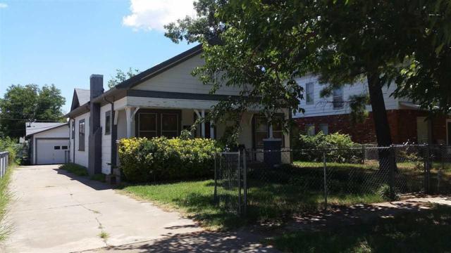 2107 Garfield Street, Wichita Falls, TX 76309 (MLS #153166) :: WichitaFallsHomeFinder.com
